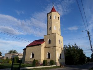 Kościół św. Jerzego w Wyszkowie Śląskim